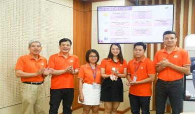 FPT Retail và FPT IS giành giải Vàng iKhiến tháng 11