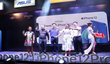 FPT Shop bán 4.500 iPhone 12 Series trong ngày đầu ra mắt