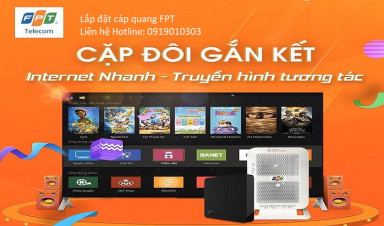 Khuyến mãi lắp đặt internet FPT tháng 12/2020