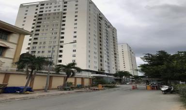 Lắp đặt cáp quang FPT chung cư Tín Phong (12 View), Phường Tân Thới Nhất, Quận 12, TP.HCM