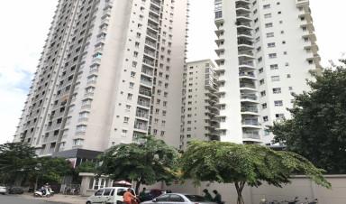 Lắp đặt cáp quang FPT tại chung cư An Phú, Phường 11, Quận 6, TP.HCM.