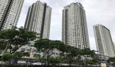 Lắp đặt cáp quang FPT tại chung cư Sunrise City, Phường Tân Hưng, Quận 7, TP.HCM.