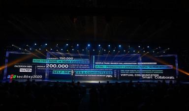 Triển lãm FPT Techday 2020 gây bất ngờ với loạt công nghệ mới